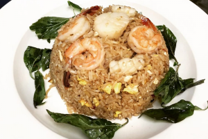 Basil Seafood Fried Rice - delivery menu