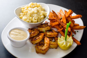 Bayou Shrimp Plate - delivery menu
