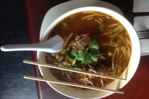 Beef Noodles - delivery menu