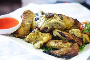 109. Gai Yang - delivery menu