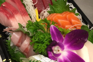 Sashimi Deluxe (16 pc.) - delivery menu