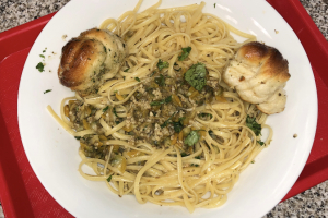 Linguini White Clams - delivery menu
