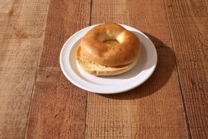 Plain Bagel - delivery menu