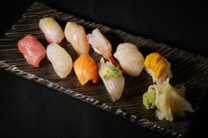 Toku Jo Sushi - delivery menu