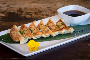 Gyoza (Potstickers) - delivery menu
