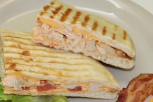 Chicken Club Panini - delivery menu
