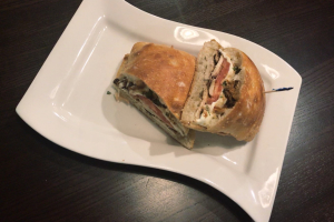 Grilled Caprese Panini - delivery menu