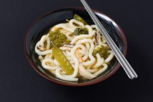 Vegetable Noodles - delivery menu