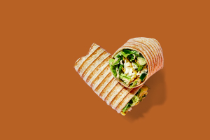Customer Craft Wrap - delivery menu
