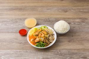 Bibimbap Vegetarian - delivery menu