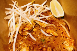 N1. Pad Thai - delivery menu