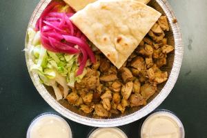 Chicken Platter - delivery menu