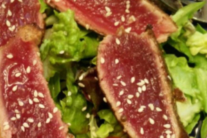 Filet mignon tataki - delivery menu