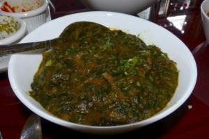 Lamb Saagwala - delivery menu