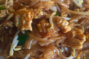 1. Pad Thai Lunch - delivery menu
