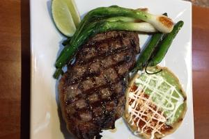 Bistec Ranchero - delivery menu