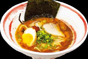 Red Tonkotsu Ramen - delivery menu