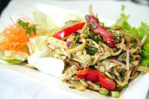 18. Soop Nor Mai Salad - delivery menu