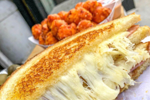 1. Brunch Grilled Cheese - delivery menu