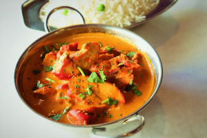 Butter Chicken - delivery menu