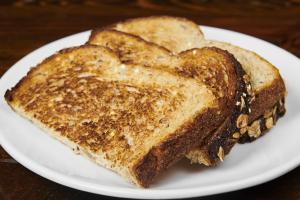 Multigrain Toast - delivery menu