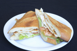 Grilled Chicken Sandwich - delivery menu