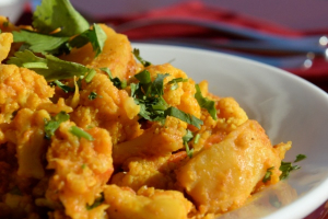21. Allo Gobi Masala - delivery menu