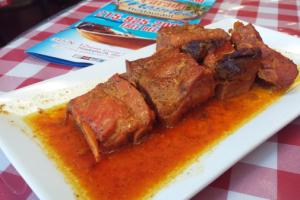 Pork Chop - delivery menu