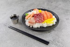 45. Chirashi Dinner - delivery menu