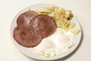 Combo Breakfast Platter - delivery menu