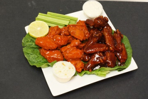 Buffalo Wings Special - delivery menu