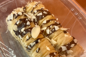 2 Piece Nut Rolls - delivery menu