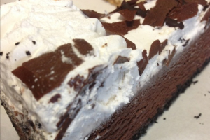 Chocolate Mousse Cake - delivery menu