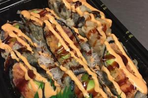 Spicy Tuna Tempura Roll - delivery menu