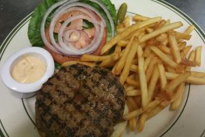 Tartine's Burger - delivery menu