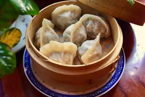 Pork Chive Dumplings - delivery menu
