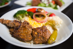 BEEF TENDERLOIN KABOB - delivery menu