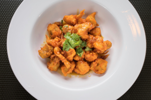 55. Orange Chicken - delivery menu