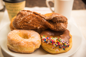 Regular Donut - delivery menu