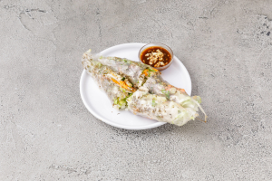 A2. 4 Pieces Basil Roll - delivery menu