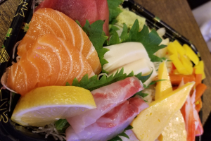 Chirashi Lunch - delivery menu