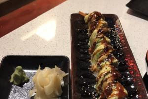 Dragon Roll - delivery menu