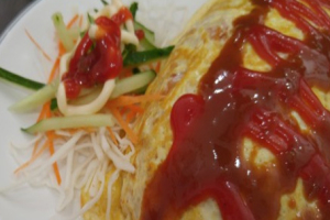 Omelet Rice - delivery menu