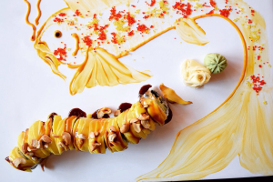 Mango Tango Maki - delivery menu
