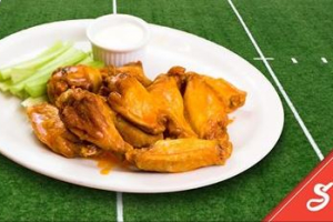 Wings by Ten (10) Mouth Watering Chicken Wings - delivery menu