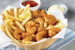 Popcorn Shrimp - delivery menu