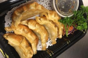 Chicken Gyoza - delivery menu