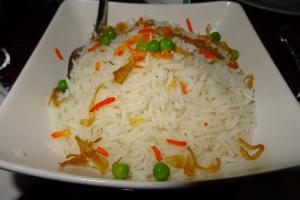 Basmati Rice - delivery menu