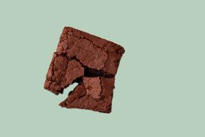 Chocolate Brownie - delivery menu