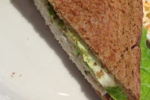 Fresh Tuna Salad Sandwich - delivery menu